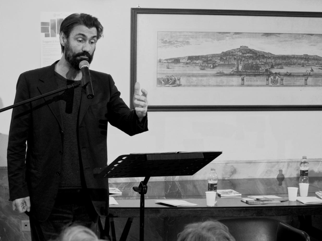 L'ingegner Gadda va alla guerra: Fabrizio Gifuni legge il Pasticciaccio