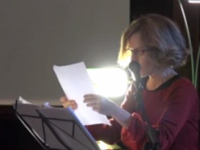 [Napoli legge Ariosto] Sonia Bergamasco legge il I canto dell'Orlando furioso