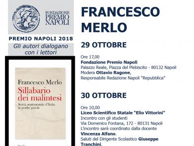 Francesco Merlo incontra i giudici lettori