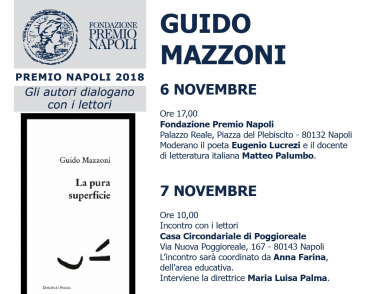 Guido Mazzoni incontra i giudici lettori