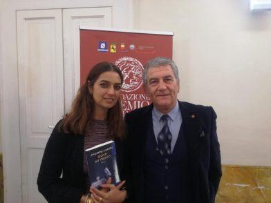 """Presentazione del libro """"Dove mi trovo"""" di Jhumpa Lahiri – Premio Napoli Internazionale 2018"""