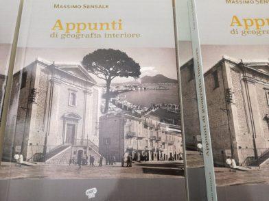 "Presentazione: ""Appunti di geografia interiore"" di M. Sensale"
